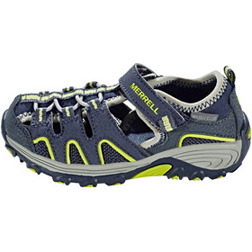 Merrell Hydro H2O Hiker Sandals Boys Navy/Lime